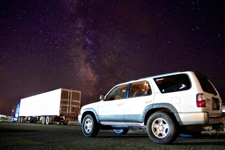 4 runner truck