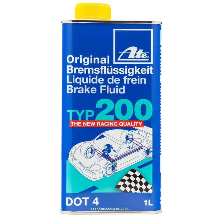ATE 706202 Original TYP 200 DOT 4 Brake Fluid
