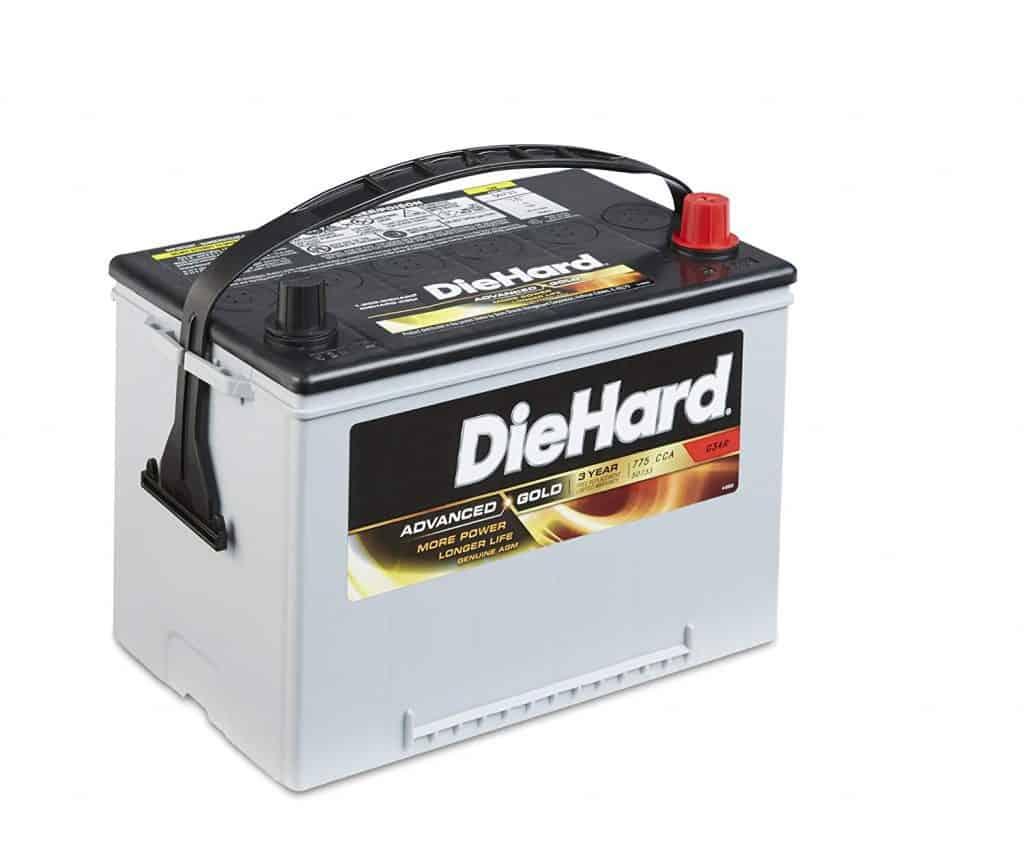 DieHard Group AGM Battery GP 34R