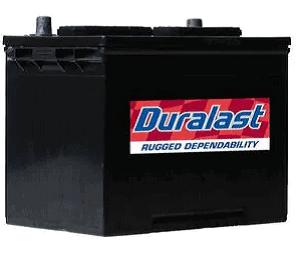 Duralast Battery 26R-DL