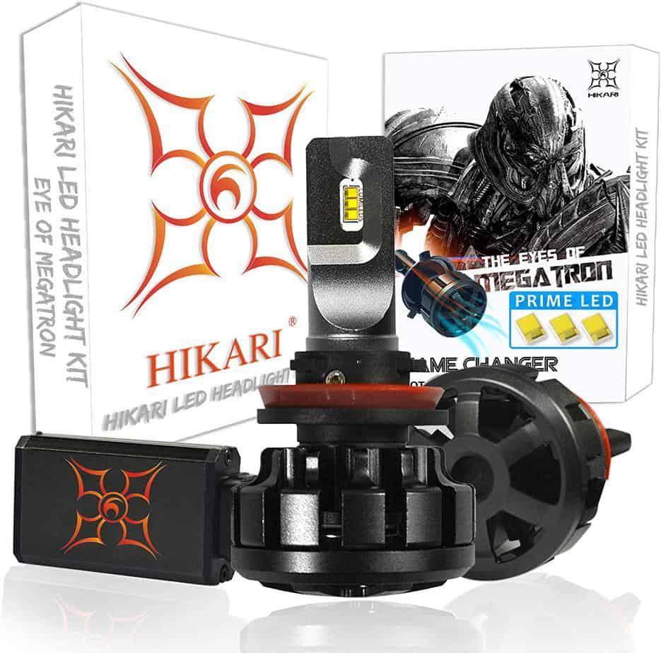 Hikari Halo Headlights
