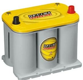 Optima Battery D35