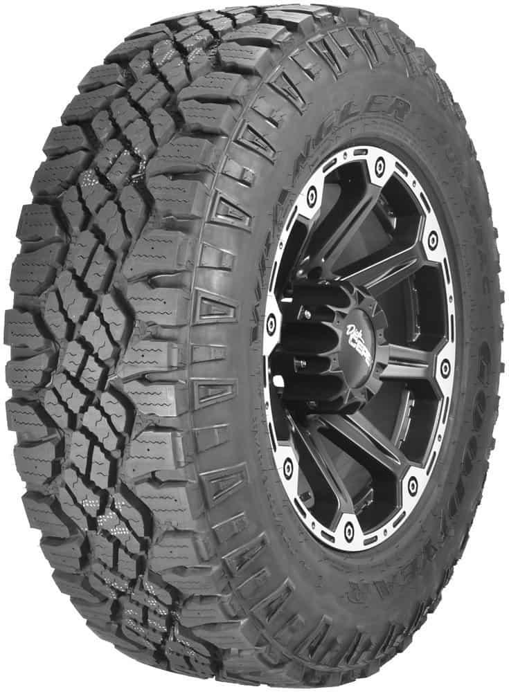 goodyear dura trac tire