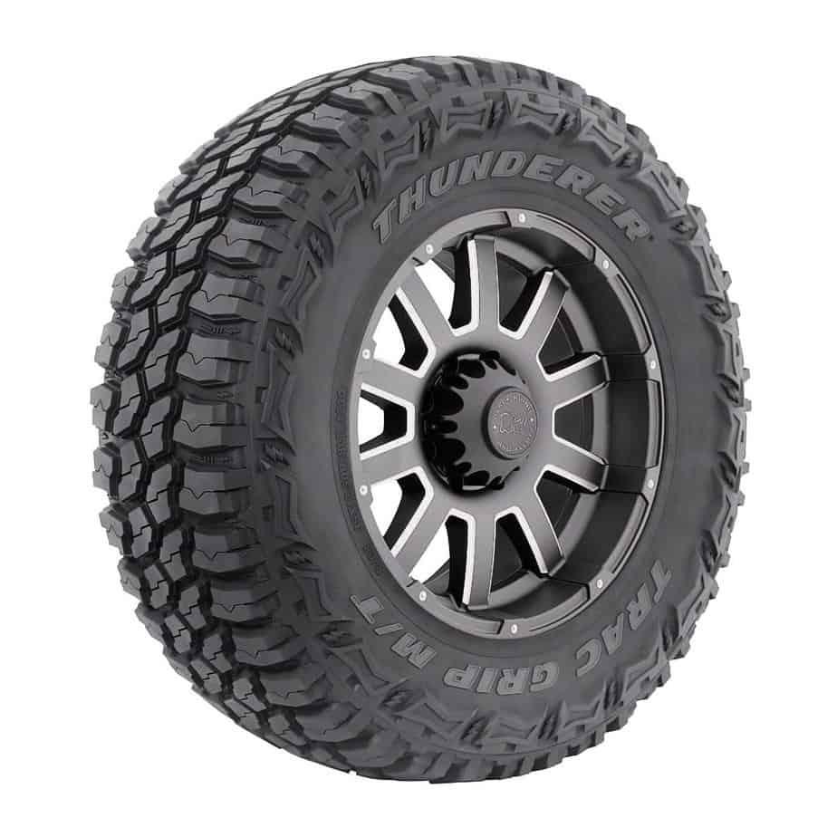 thunder trac grip mud tire