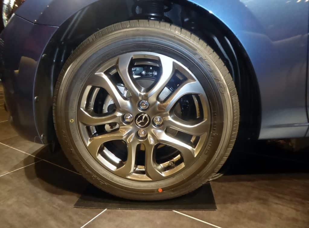 tire sidewall mazda