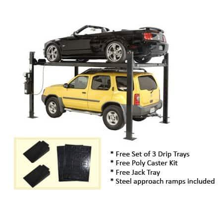 Auto Lift Car-Park-8 4 Post Lift