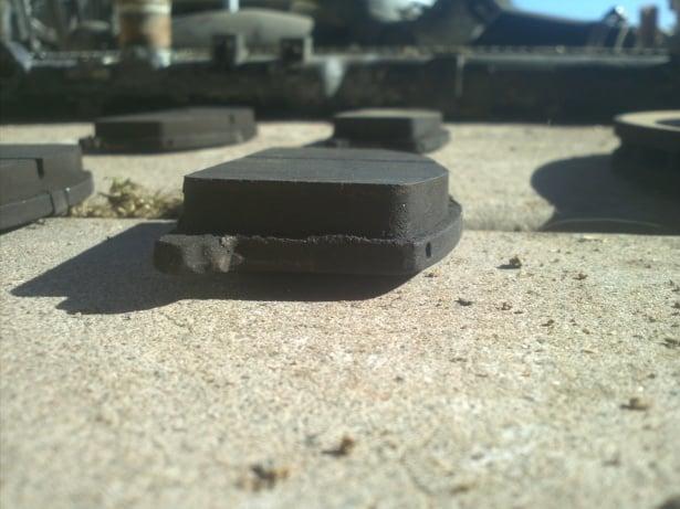 how do brake pads work