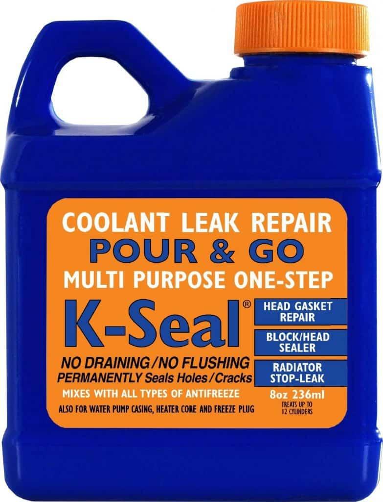 K-Seal Leak Repair