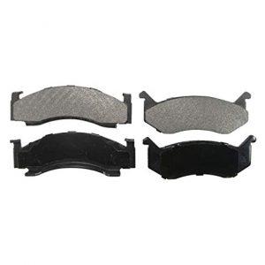 semi-metalic break pads