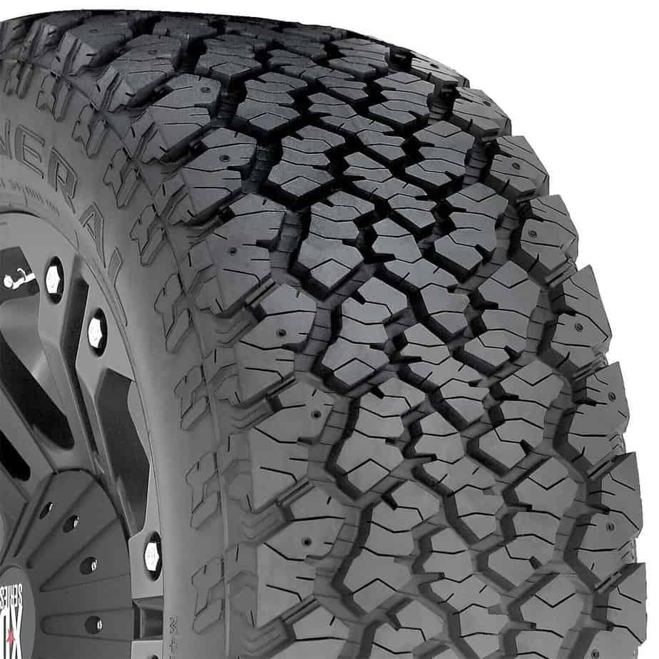 General Grabber AT2 Radial Tire