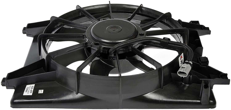 radiator fan for car
