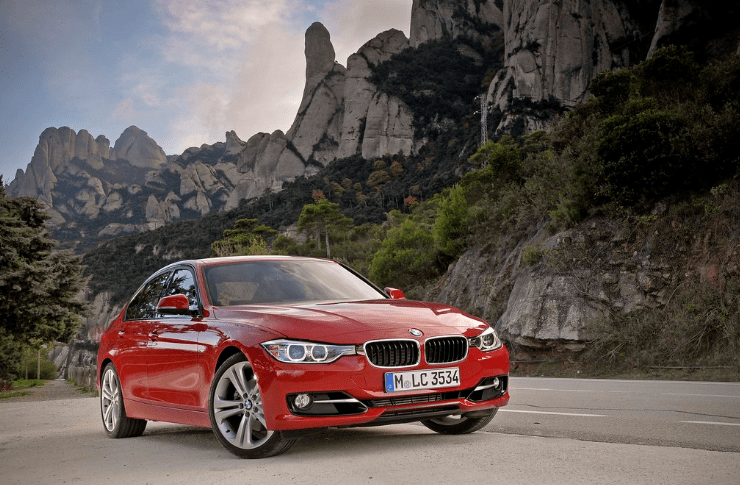 2012 BMW3 Series
