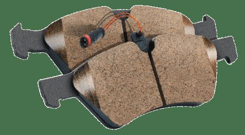 Akebono Euro Ultra-Premium Ceramic Brake Pads