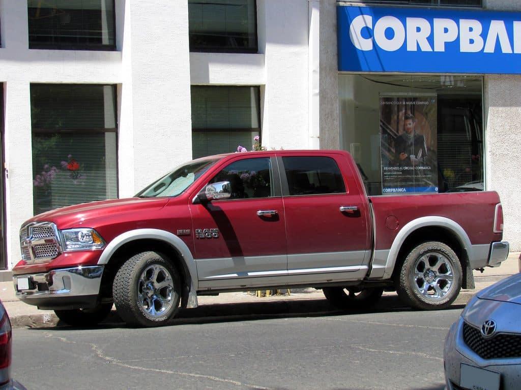 Dodge Ram 15 Hemi