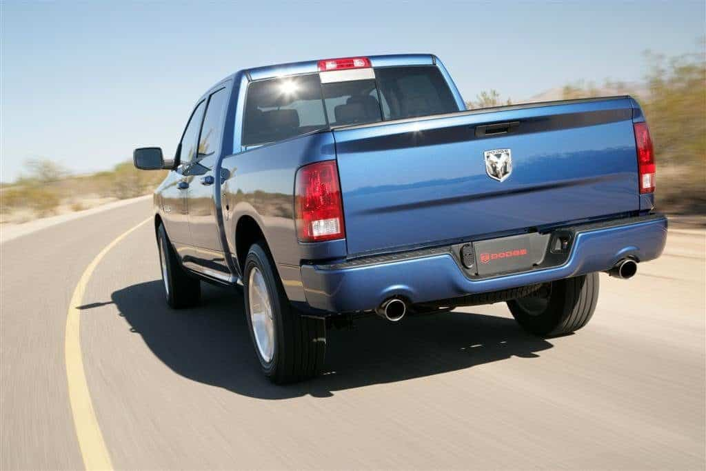 Dodge Ram 15 Hemi exhaust retro fit