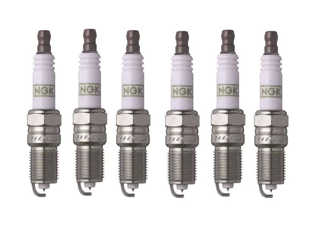 NGK G-Power Platinum Spark Plug (6-Pack)