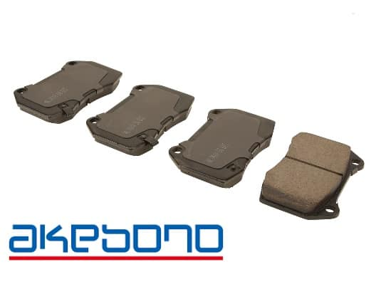 akebono pads for nissan