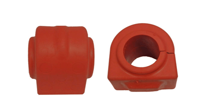 front suspension stabilizer bar bushings