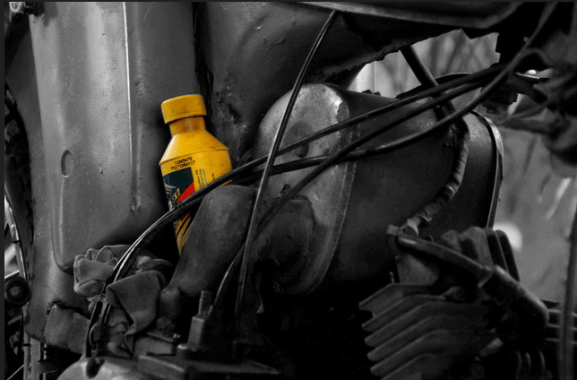 oil for engine