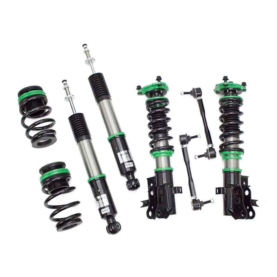 rev9 coilover suspension