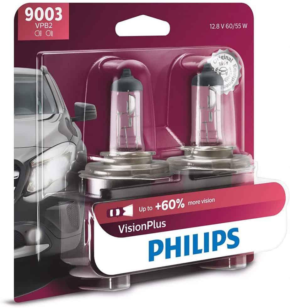 philips 9003 bulb