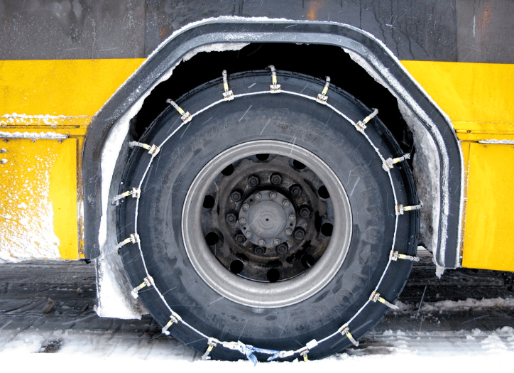chains for vehicle