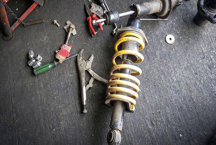 how to install struts