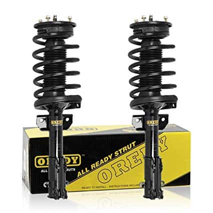 OREDY Front Pair Driver & Passenger Side Complete Struts