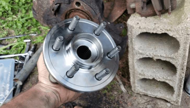 wheel bearing 1