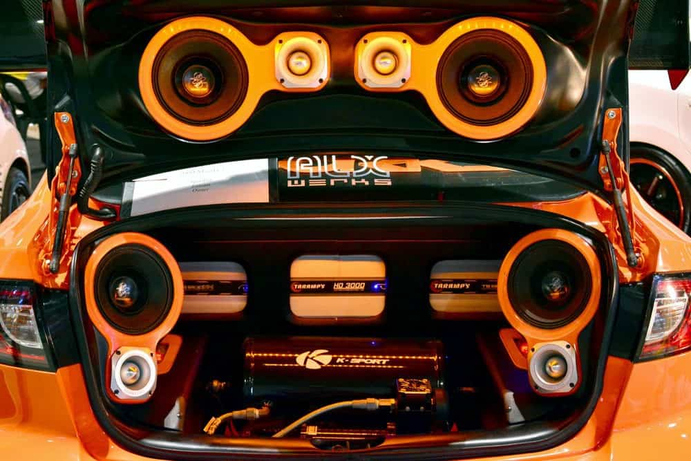 which car speakers to choose