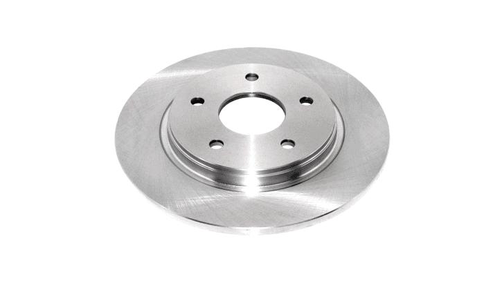 durago rear solid disc