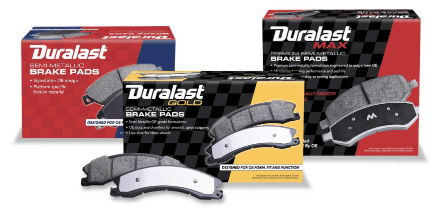 Who Are The Duralast Brake Pads For?