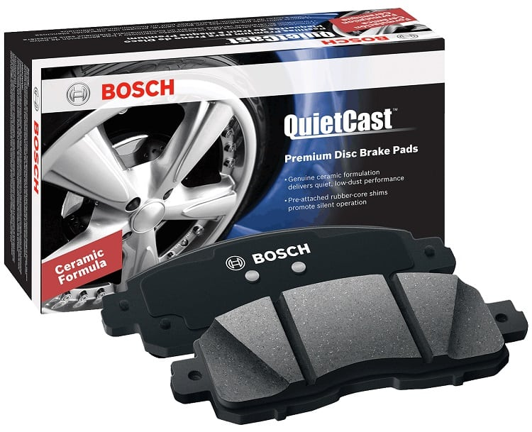 Bosch Brake Pads Review