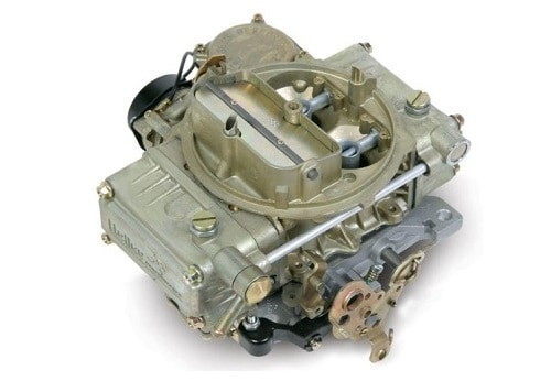 Holley Mdl 4160C 390Cfm Carburetor