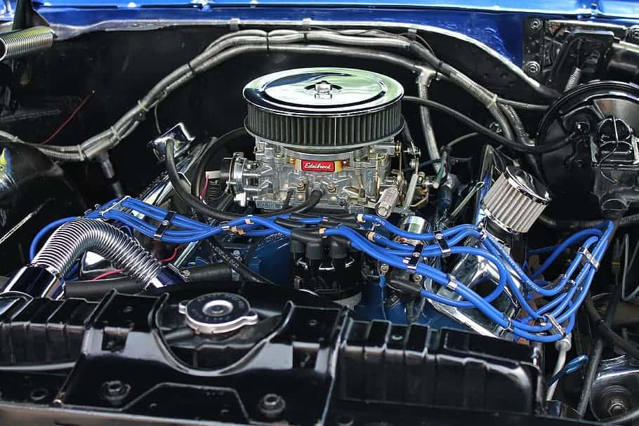 carburetor ford 390