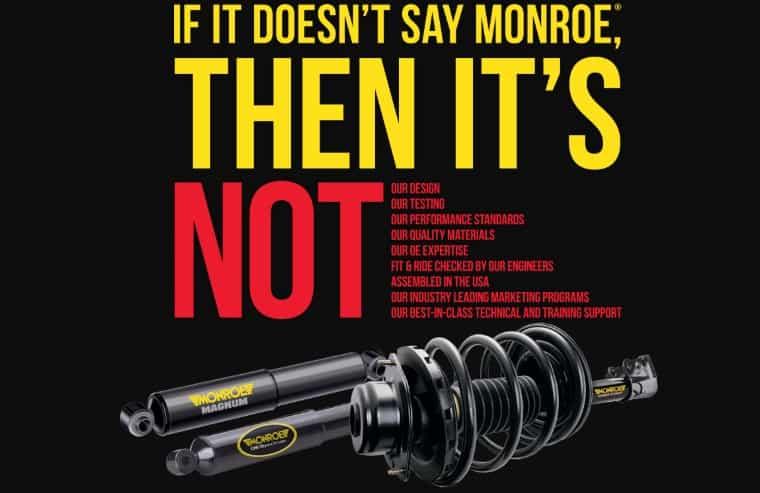 monroe shocks review