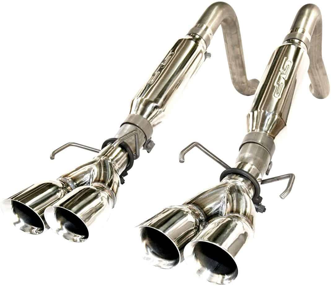 Axle Back Exhausts
