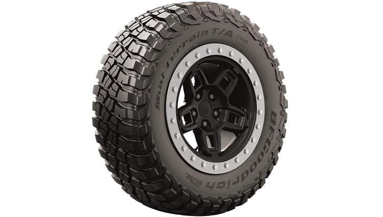 BF GOODRICH Mud Terrain T/A KM3 All-Season Radial Tire