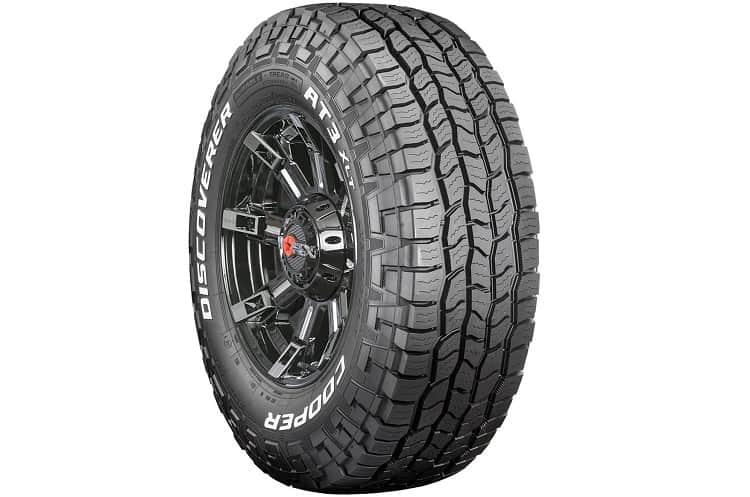 Cooper Discoverer AT3 XLT Tires