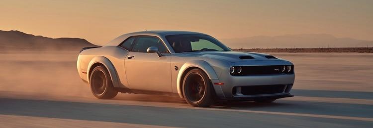Dodge Challenger Mods