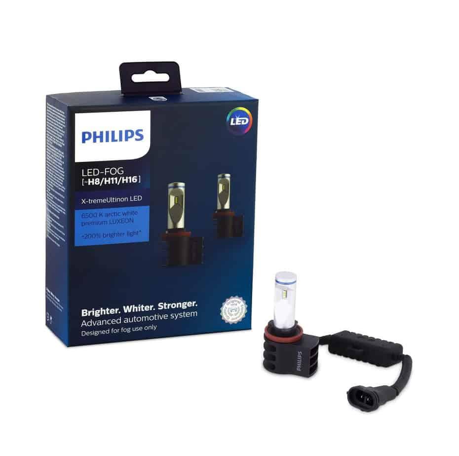 Philips Xtreme LED Fog Lights | Amazon