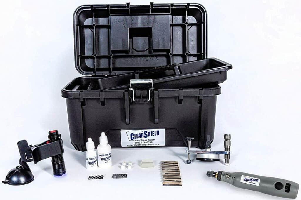Clearshield Windshield Repair Kit