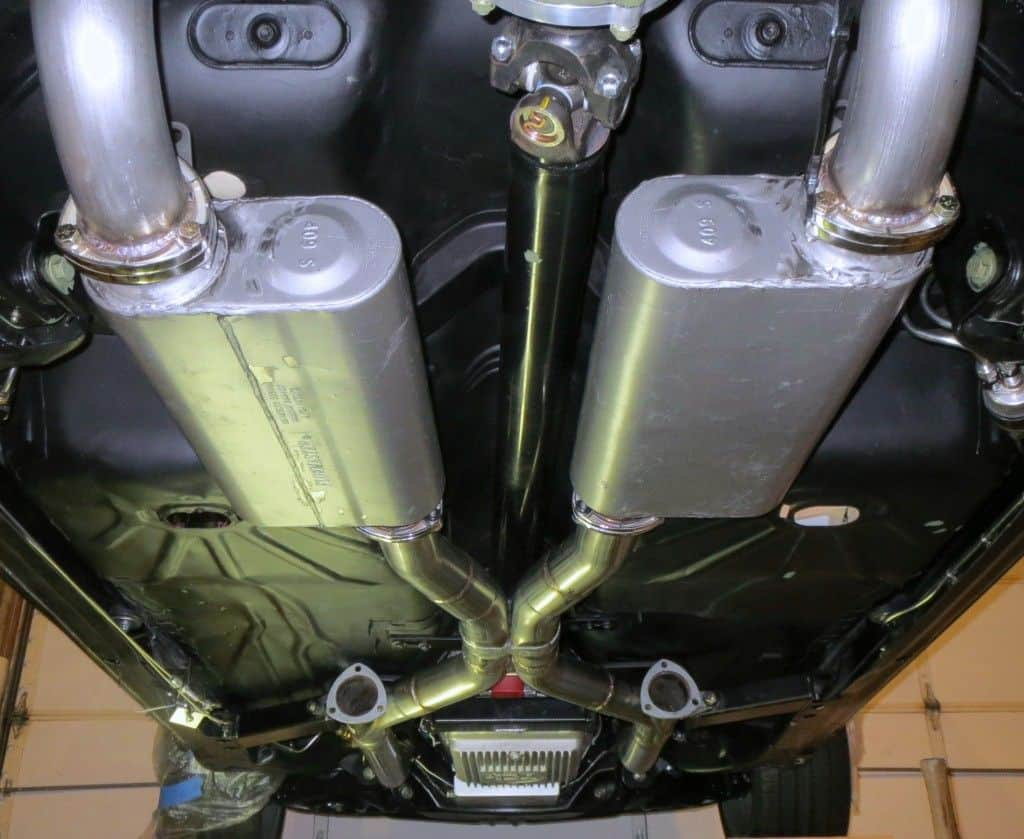 Flowmaster Exhaust System Kit   4WheelParts.com