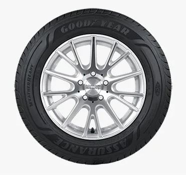 Assurance WeatherReady All-Season Radial Tire - 215/55R17 94V | GoodYear