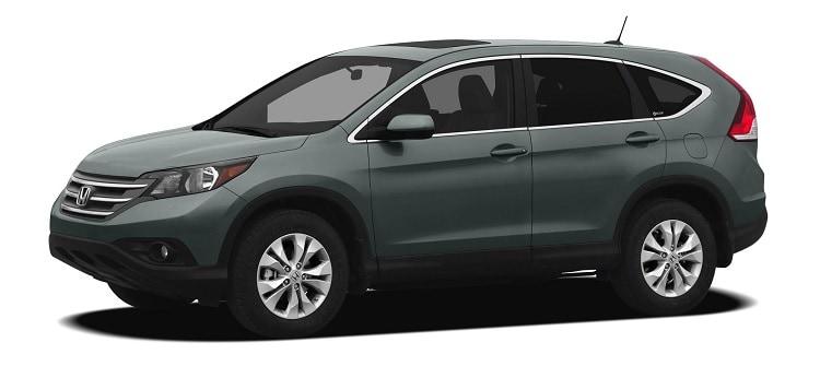 Honda CR-V recalls