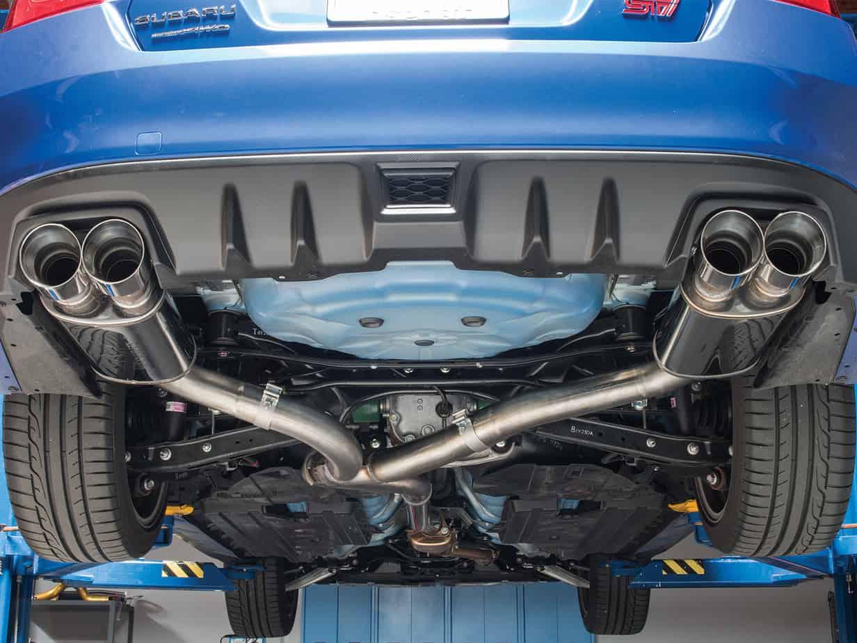 MagnaFlow Exhaust System Kit   4WheelParts