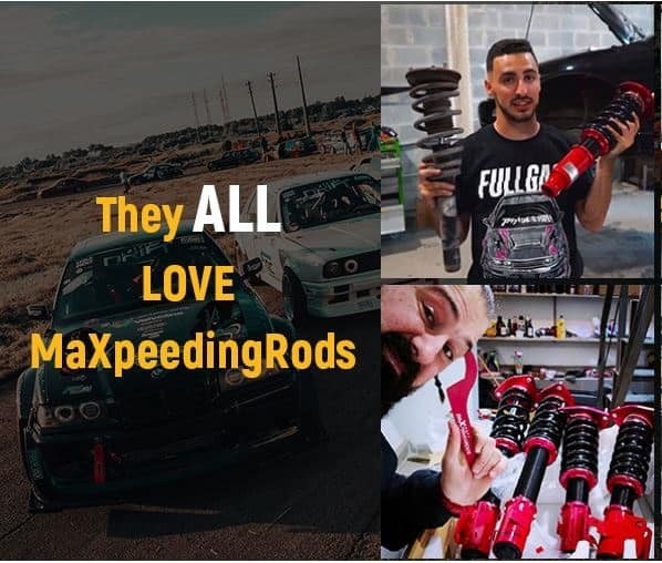 Enjoy a Comfortable Riding Experience | Visit MaXpeedingRods