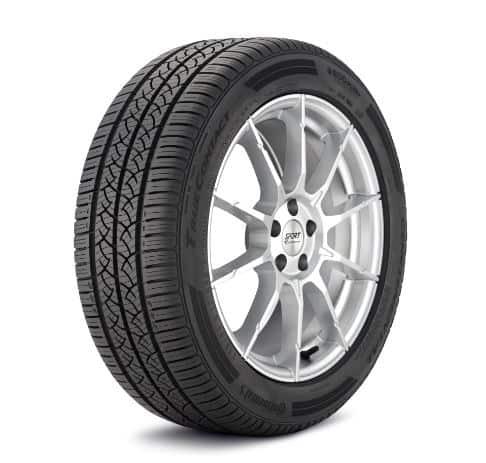 Continental TrueContact All-Season Radial Tire - 195/65R15 91T | TireRack.com