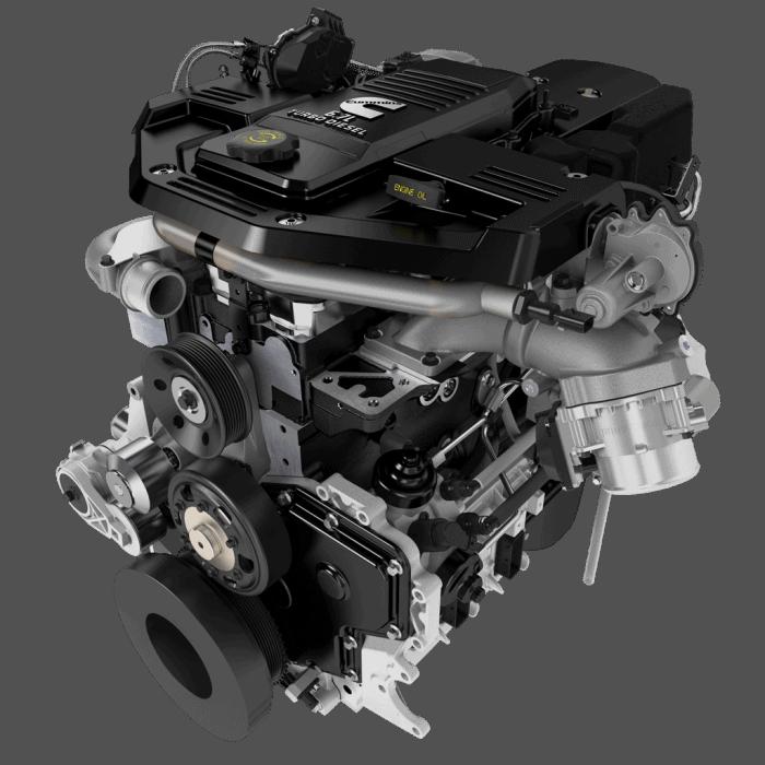 Cummins 6.7 Engine