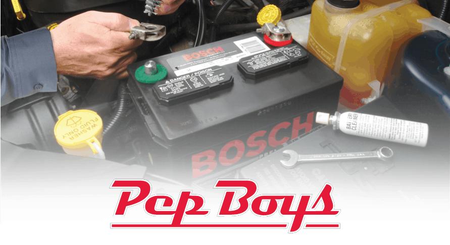 Batteries For Trucks & SUVs | PepBoys